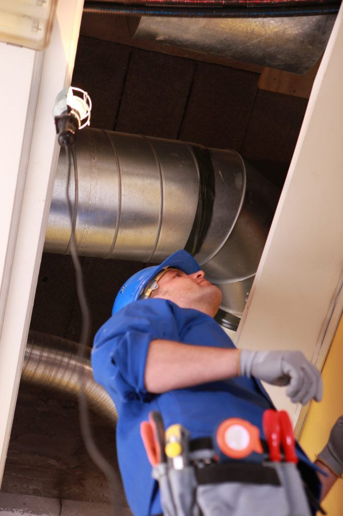 HVAC Ducting Replacement