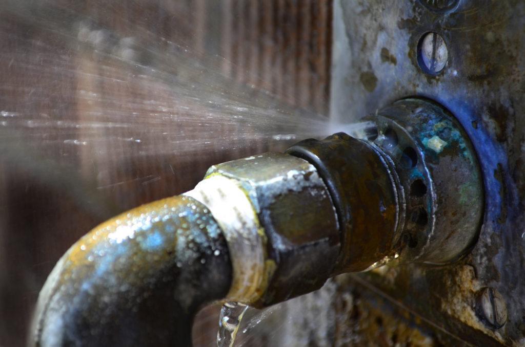 Pinhole Leaks Repair