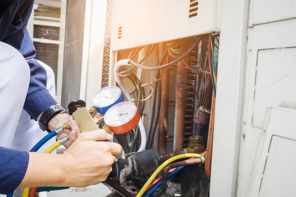 Refrigerant Recharging Recovery