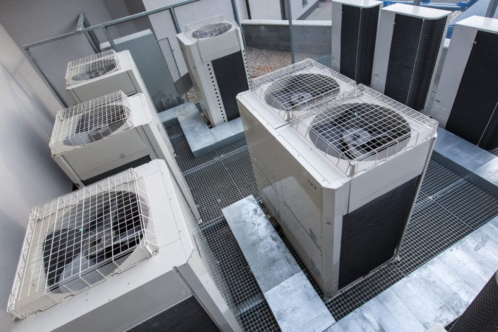 Commercial AC Repairs
