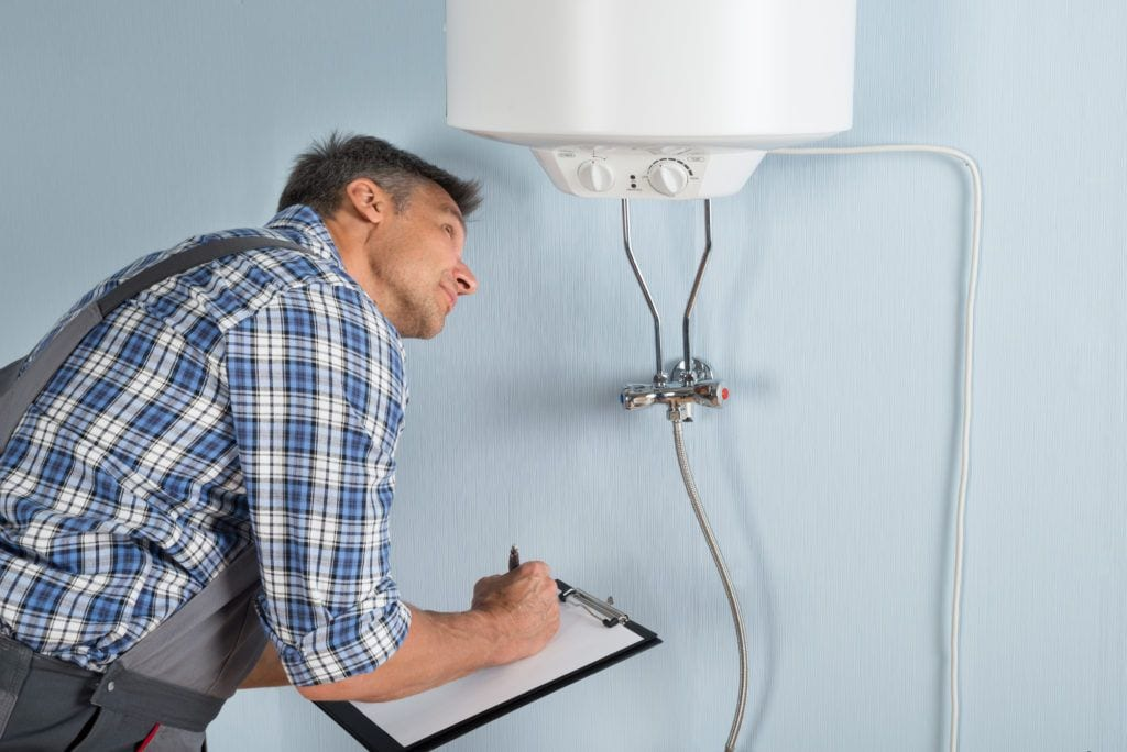 Water Heaters Inspection