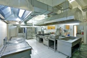 Commercial Kitchen Grease Traps