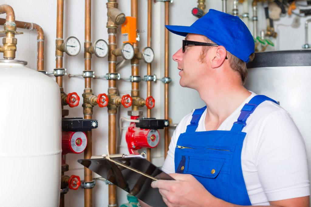 Commercial plumbing inspections