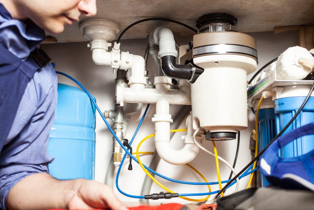 Routine spring plumbing maintenance
